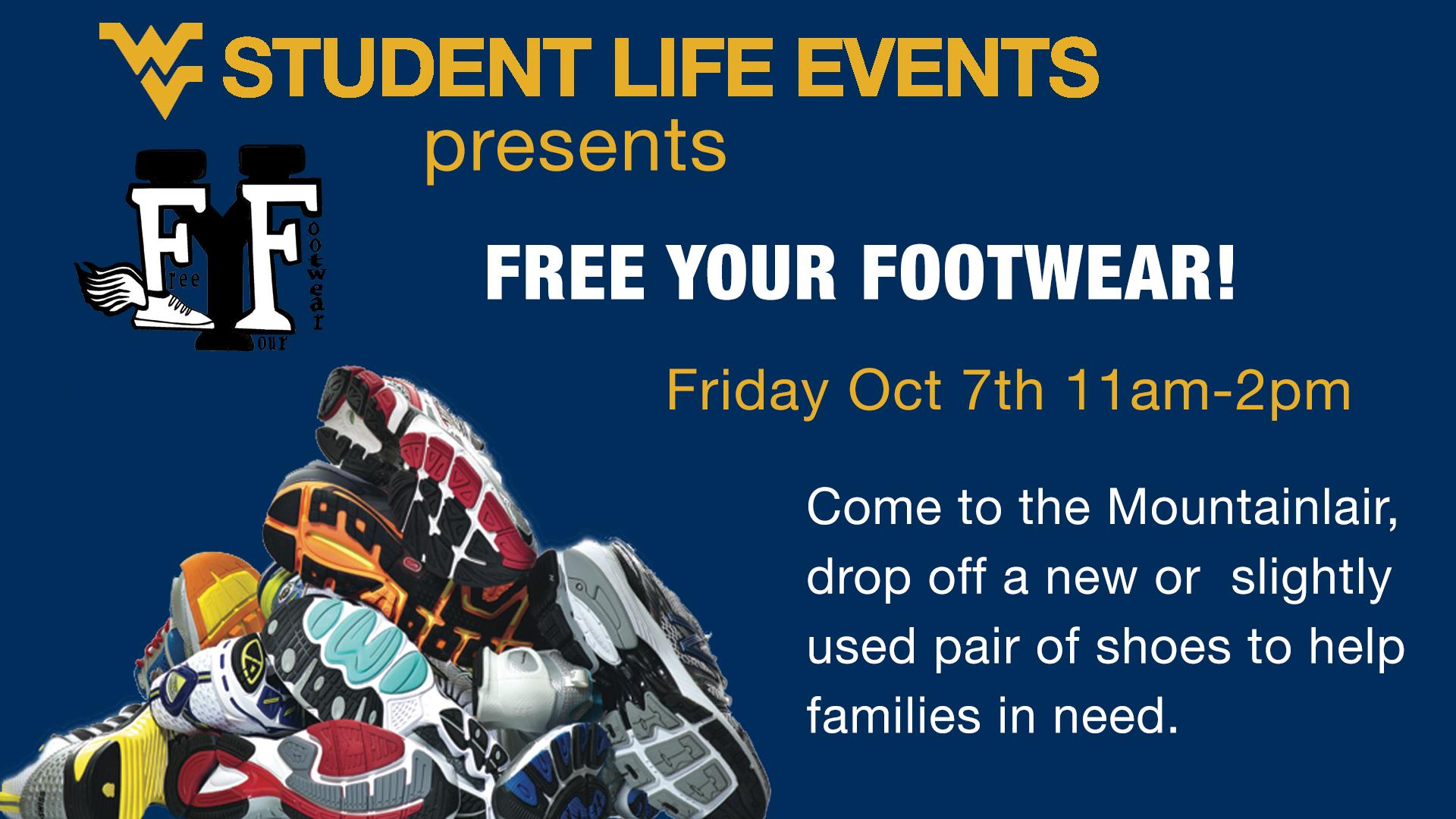 Student Life EventsSignage