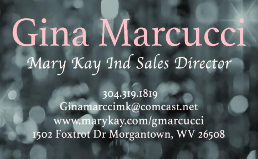 Gina Marcucci BusinessCards