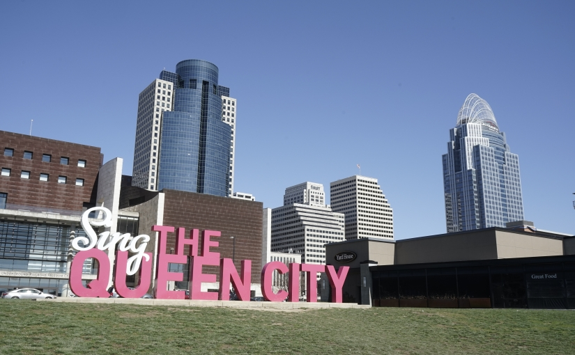 Sing the Queen City