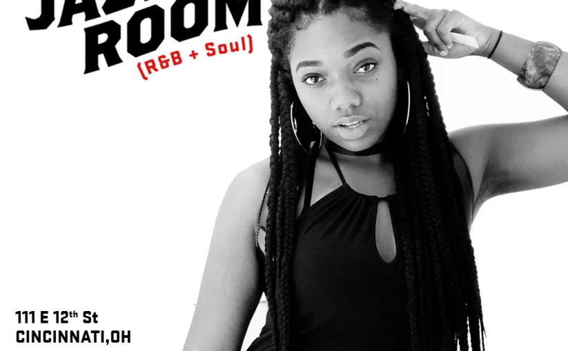 Red Light Jazz Room Flyer