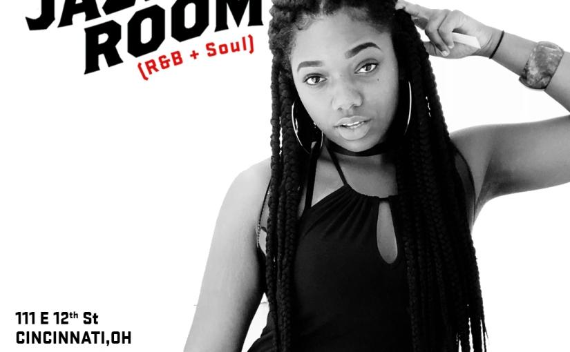 Red Light Jazz RoomFlyer